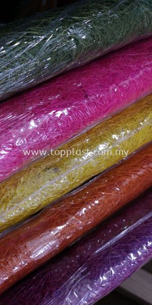 3029 Swords Linen Paper 50cmX5yard (RD/PK/DrGR/AppleGR/Maroon)  Flower DIY Penang, Malaysia Supplier, Suppliers, Supply, Supplies | Top Plast Enterprise