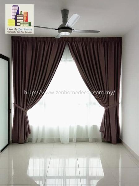Curtain & Lace Curtain & Lace Selangor, Malaysia, Kuala Lumpur (KL), Puchong, Shah Alam Supplier, Suppliers, Supply, Supplies | Zen Home Decor