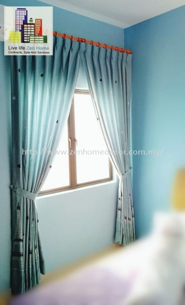 Curtain & Lace Curtain & Lace Selangor, Malaysia, Kuala Lumpur (KL), Puchong, Shah Alam Supplier, Suppliers, Supply, Supplies | Zen Home Decor