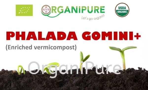 PHALADA GOMINI+ (Enriched vermicompost) ORGANIC FARM INPUTS Selangor, Malaysia, Kuala Lumpur (KL), Shah Alam Supplier, Suppliers, Supply, Supplies | Organipure Sdn Bhd