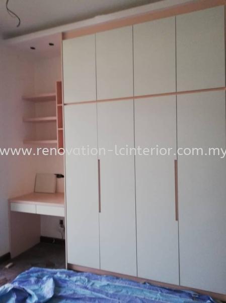 Wardrobe Wardrobe Selangor, Kuala Lumpur (KL), Malaysia. Service, Design, Supplier, Supply | LC Cabinetry & Renovation Design