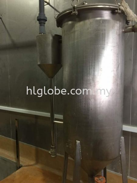 Lung Receiver Tank Lung Receiver Tank Poultry Machine Negeri Sembilan, Malaysia, Port Dickson Supplier, Suppliers, Supply, Supplies   HL Globe Air Cond Sdn Bhd
