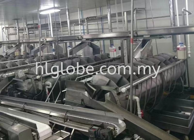 Chilling Zone Chilling Zone Poultry Machine Negeri Sembilan, Malaysia, Port Dickson Supplier, Suppliers, Supply, Supplies | HL Globe Air Cond Sdn Bhd
