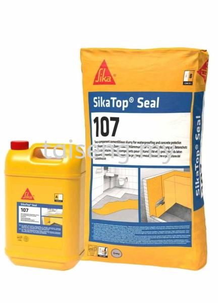 SikaTop® SeaI-107 Cement Products Building Materials Johor Bahru (JB), Malaysia, Gelang Patah Supplier, Wholesaler, Supply, Supplies   Syarikat Logam & Bahan Pembinaan Tai Seng Sdn Bhd