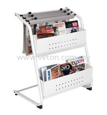 Newspaper & Magazine Rack Office Equipment Office Furniture Selangor, Klang, Malaysia, Kuala Lumpur (KL) Supplier, Service, Supply, Supplies | Veton Office System Sdn Bhd