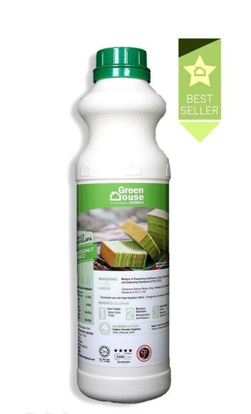 Pandan Coconut Emulco -1 kg 1 kg Emulco  Malaysia, Selangor, Kuala Lumpur (KL), Serdang Food, Bakery, Manufacturer, Supplier   Green House Ingredient Sdn Bhd
