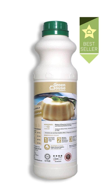 Vanilla Flavour - 1kg