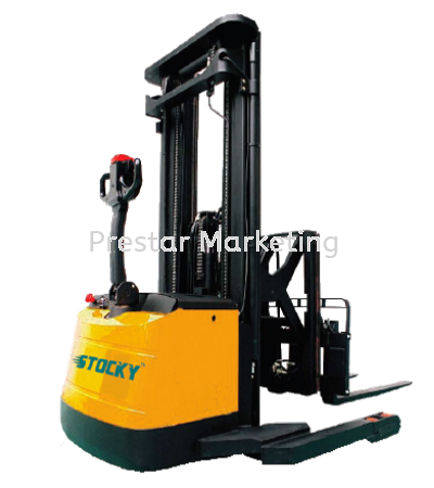 STOCKY ERS13P - PANTOGRAPH REACH STACKER (1300 KG)