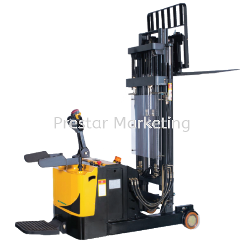 STOCKY ERS12M - ELECTRIC MAST REACH STACKER (1200 KG)