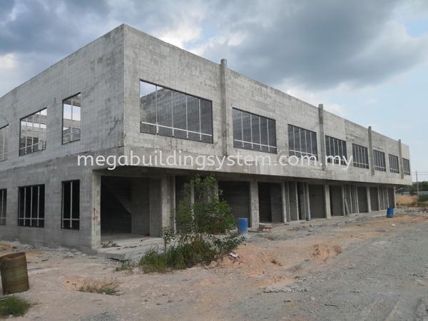 Mega Wall Malaysia, Kuala Lumpur (KL), Selangor System, Supplier, Supply | Mega Building System Sdn Bhd