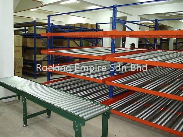 Live Carton Storage Flow Rack Others Penang, Malaysia, Simpang Ampat Supplier, Manufacturer, Distributor, Supply | Racking Empire Sdn Bhd