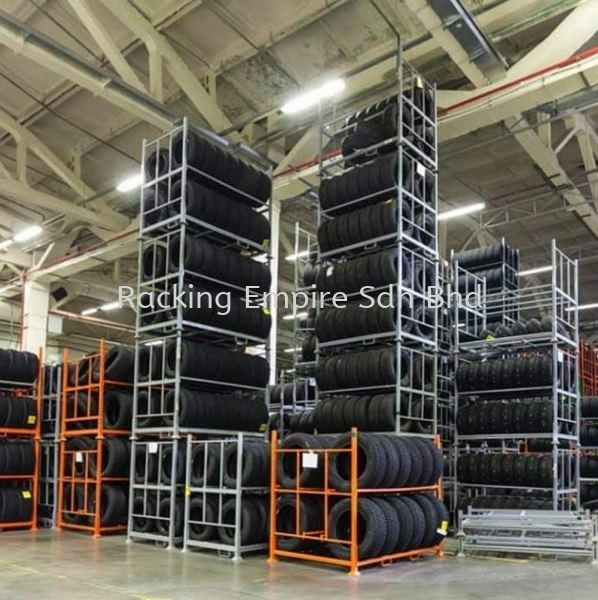 Tyre Rack Others Penang, Malaysia, Simpang Ampat Supplier, Manufacturer, Distributor, Supply | Racking Empire Sdn Bhd