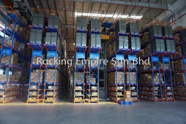 VNA Heavy Duty Penang, Malaysia, Simpang Ampat Supplier, Manufacturer, Distributor, Supply   Racking Empire Sdn Bhd