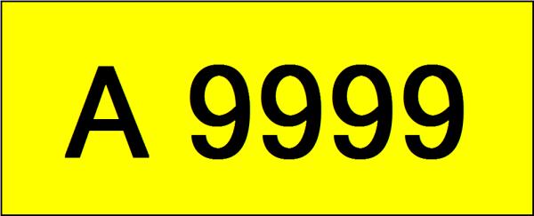 Number Plate A9999 Rare Classic Plate Johor Bahru (JB), Kuala Lumpur, KL, Malaysia. Service   AAA Premium Sdn Bhd