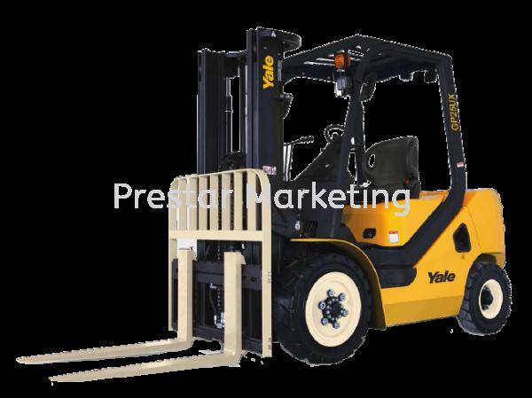 YALE GP20-30UX - INTERNAL COMBUSTION COUNTERBALANCED FORKLIFT (2000 - 3000 KG) ENGINE FORKLIFT WAREHOUSE EQUIPMENT (WE) Selangor, Malaysia, Kuala Lumpur (KL), Penang, Johor Bahru (JB), Singapore Supplier, Suppliers, Supply, Supplies | Prestar Marketing Sdn Bhd