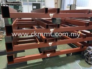 MILD STEEL PALLET CUSTOM-MADE General Engineering Works Johor Bahru (JB), Malaysia Supplier, Suppliers, Supply, Supplies | CKM Metal Technologies Sdn Bhd