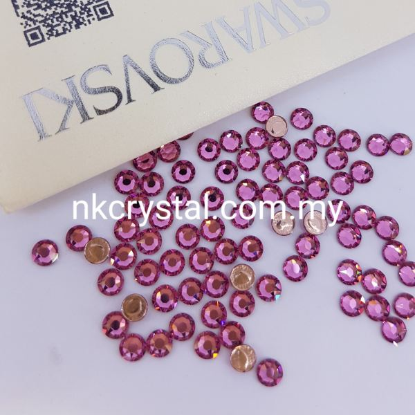 2078 SS12 (209) SS12 Flat  Backs Hotfix  Swarovski Crystal Collection Pahang, Malaysia, Kuantan Supplier, Suppliers, Supply, Supplies | NK Crystal Marketing