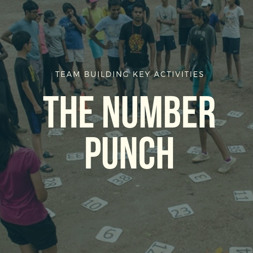The Number Punch Team Building Activities In Malaysia 2019 Team Building Selangor, Malaysia, Kuala Lumpur (KL), Shah Alam Training, Workshop | Iconic Training Solutions Sdn Bhd