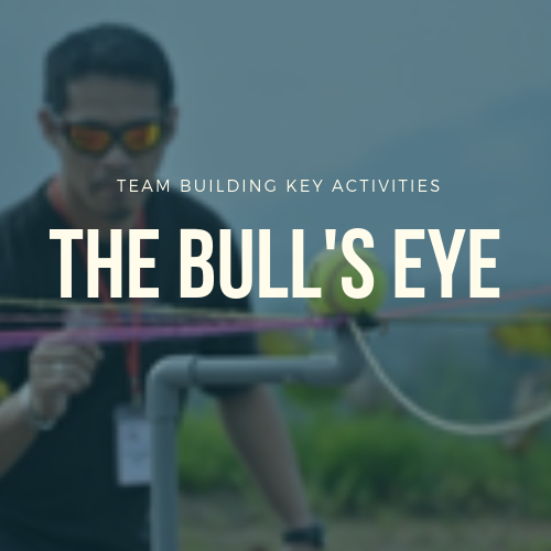 The Bull¡¯s Eye Team Building Activities In Malaysia 2019 Team Building Selangor, Malaysia, Kuala Lumpur (KL), Shah Alam Training, Workshop | Iconic Training Solutions Sdn Bhd