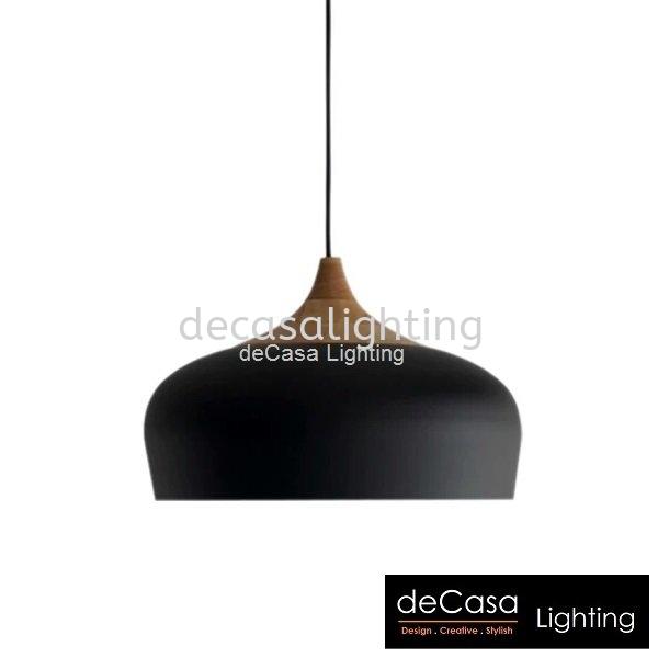 LY-1536-1-BK Modern Pendant Light PENDANT LIGHT Selangor, Kuala Lumpur (KL), Puchong, Malaysia Supplier, Suppliers, Supply, Supplies | Decasa Lighting Sdn Bhd