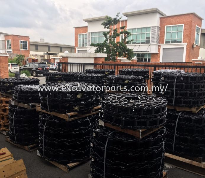 TRACK LINK ASSEMBLY TRACK LINK ASSEMBLY UNDERCARRIAGE PARTS Selangor, Malaysia, Kuala Lumpur (KL), Serendah Supplier, Suppliers, Supply, Supplies | Penta Industries Sdn Bhd
