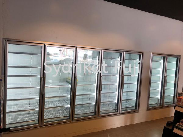 Walk-in Showcase Penang, Malaysia, Air Itam Supplier, Suppliers, Supply, Supplies | Syarikat Fuji