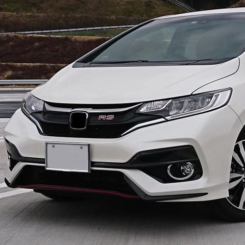 Honda Jazz 2018 RS look Front Bumper W/Grille Jazz 2017 Honda Balakong, Selangor, Kuala Lumpur, KL, Malaysia. Body Kits, Accessories, Supplier, Supply | ACM Motorsport
