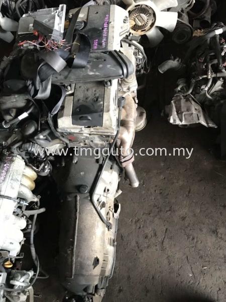 104 941 MERCEDES BENZ USED CAR ENGINE Selangor, Klang, Malaysia, Kuala Lumpur (KL) Supplier, Suppliers, Supply, Supplies   TMG Auto Parts Trading Sdn Bhd