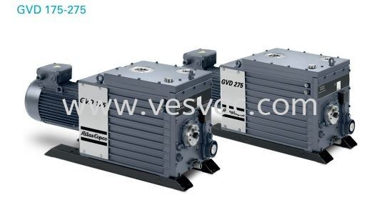 GVD 175-275 Two Stage Oil-Sealed Rotary Vane Vacuum Pumps Selangor, Malaysia, Kuala Lumpur (KL), Bangladesh, Kajang Supplier, Suppliers, Supply, Supplies | VES Industrial Services Sdn Bhd