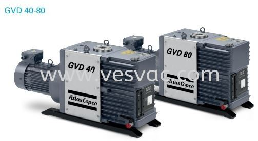 GVD 40-80 Two Stage Oil-Sealed Rotary Vane Vacuum Pumps Selangor, Malaysia, Kuala Lumpur (KL), Bangladesh, Kajang Supplier, Suppliers, Supply, Supplies | VES Industrial Services Sdn Bhd
