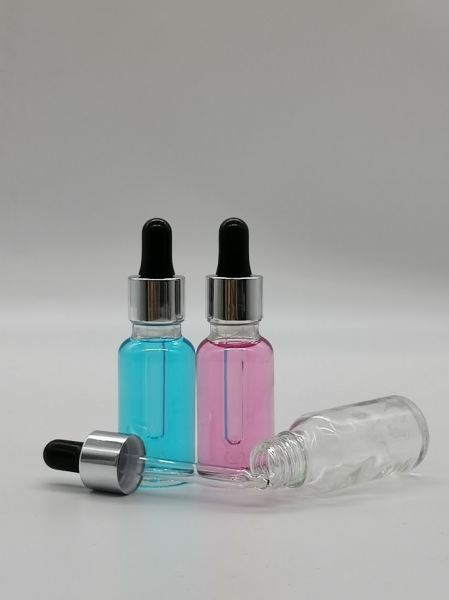 CLEAR GLASS (20ML) WITH DROPPER PIPETTE ESSENTIAL OIL BOTTLES Malaysia, Selangor, Kuala Lumpur (KL), Klang Supplier, Suppliers, Supply, Supplies   Scentsual Marketing (M) Sdn Bhd
