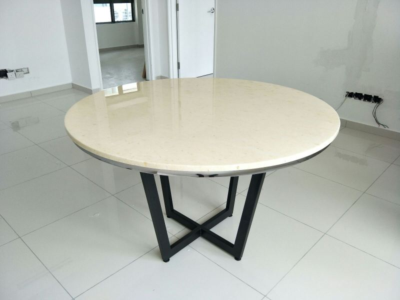 Round Marble Table  Marble Dining Table UK (United Kingdom) Supplier, Suppliers, Supply, Supplies | Decasa Marble