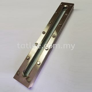 Rectangular Gauge Glass With Housing Sight Glass Malaysia Supplier | Tatlee Engineering & Trading (JB) Sdn Bhd