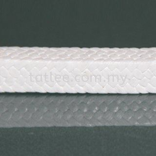 Pure PTFE Fibre Packing Gland Packings Malaysia Supplier | Tatlee Engineering & Trading (JB) Sdn Bhd