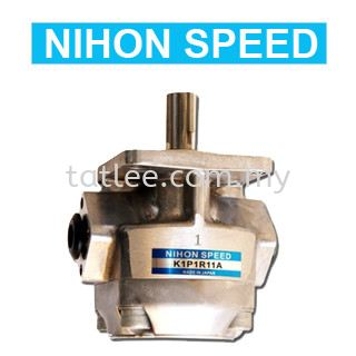 Nihon Speed Gear Pump Pumps and Related Spares Malaysia Supplier | Tatlee Engineering & Trading (JB) Sdn Bhd