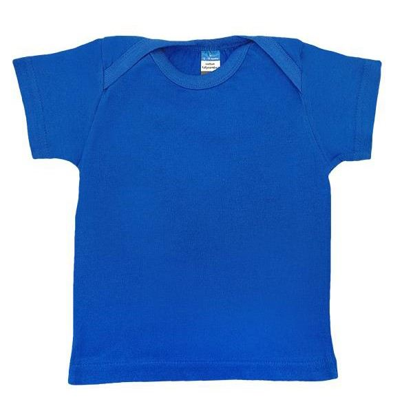 Baby T-Shirt Royal (Blue) Baby T-Shirt Baby Rompers and T-Shirt Baby & Children Tshirt Selangor, Klang, Malaysia, Kuala Lumpur (KL) Supplier, Manufacturer, Design, Supply   LIM Embroidery & Resources PLT