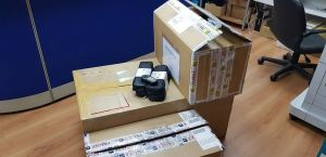 ANOTHER 500 PIECES OF ETI THERMOMETERS SOLD!!!!