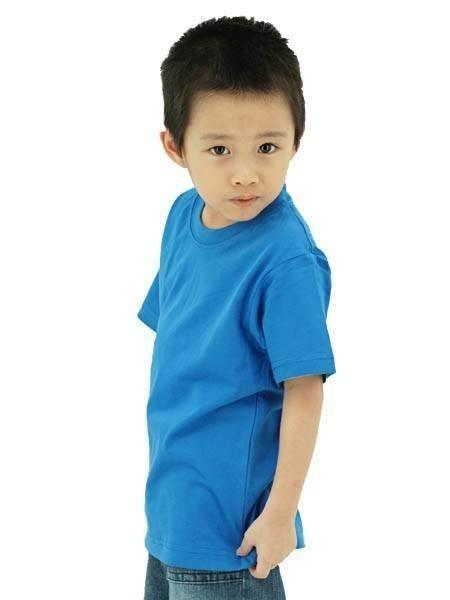 Kids T-Shirt (Royal Blue) Kids T-Shirt Four Square Kids Round Neck Baby & Children Tshirt Selangor, Klang, Malaysia, Kuala Lumpur (KL) Supplier, Manufacturer, Design, Supply | LIM Embroidery & Resources PLT