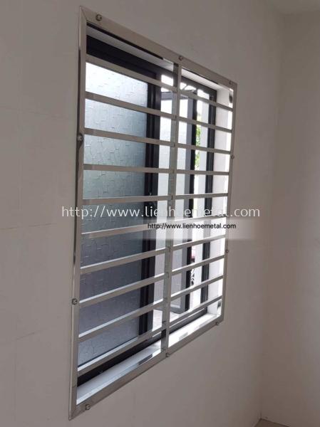 S97 Window Stainless Steel  Johor Bahru (JB), Malaysia, Skudai Design, Construction, Installation, Supplier | LH Metal Works & Enterprise