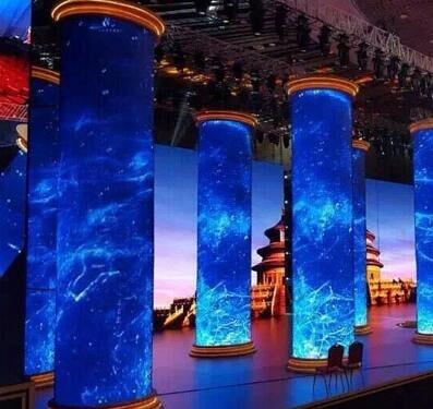 LED Pillar LED Pillar Johor Bahru (JB), Malaysia, Kuala Lumpur (KL), Selangor, Singapore, Taman Sentosa Supplier, Installation, Supply, Supplies | HMI Audio Visual Sdn Bhd
