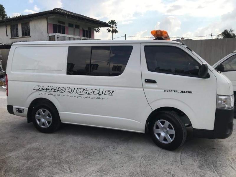 Van Jenazah Baru FOTON C2 semi Penal Van  2.0 Dvvt Petrol  KENDERAAN VAN JENAZAH  Kuala Lumpur (KL), Malaysia, Selangor Supplier, Suppliers, Supply, Supplies | Mobile Life Automobil Sdn Bhd