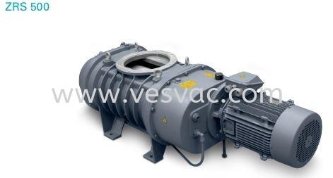 ZRS 500 Mechanical Booster Pumps Selangor, Malaysia, Kuala Lumpur (KL), Bangladesh, Kajang Supplier, Suppliers, Supply, Supplies   VES Industrial Services Sdn Bhd