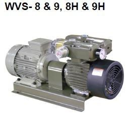 WVS- 8 & 9, 8H & 9H Dry Rotary Vane Pumps - WVS (Single Pump Module)  Dry Rotary Vane Vacuum Pumps Malaysia, Selangor, Kuala Lumpur (KL), Kajang Supplier, Suppliers, Supply, Supplies | VES Industrial Services Sdn Bhd