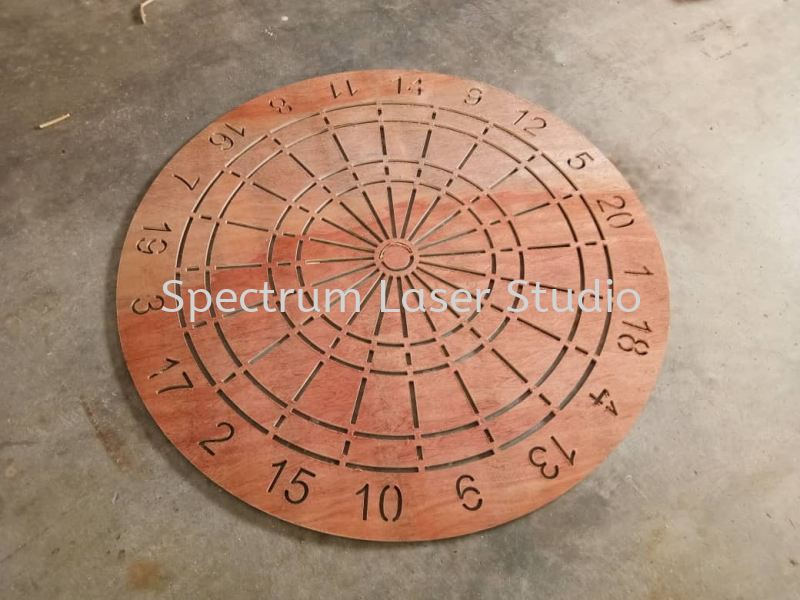 Plywood Router Cut Router Cutting Kuala Lumpur (KL), Malaysia, Selangor, Kepong Services | Spectrum Laser Studio