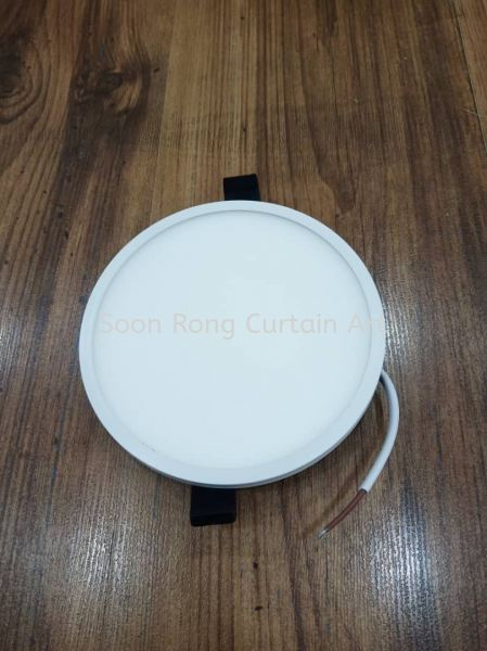 RM25 Wholesale Price 16w Round LED Lighting  Johor Bahru (JB), Malaysia, Taman Baiduri Supplier, Supply, Wholesaler, Retailer | Soon Rong Curtain Art