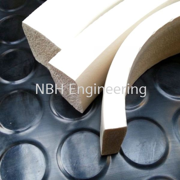 Maxx-Seal Silicone Sponge Strip -- Silicone - Sponge Strip SPONGE PRODUCTS Selangor, Malaysia, Kuala Lumpur (KL), Puchong Supplier, Suppliers, Supply, Supplies | NBH Engineering & Industrial Sdn Bhd