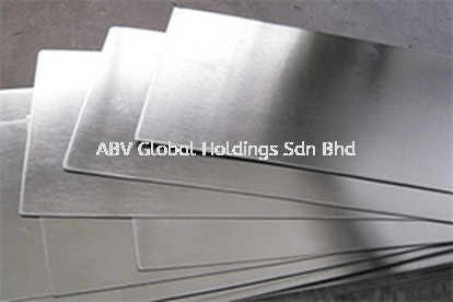 TITANIUM SHEET Titanium Penang, Malaysia Supplier, Supply, Supplies, Manufacturer | ABV Global Holdings Sdn Bhd