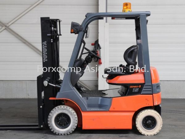 Battery Forklift 02 Battery Forklift 1 to 3 ton Battery Forklift MHE (Material Handling Equipment) Selangor, Malaysia, Kuala Lumpur (KL), Shah Alam Rental, For Rent, Supplier, Supply | Forxcomp Asia Sdn Bhd