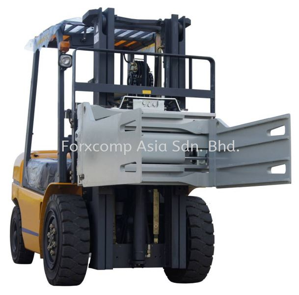 Bale Clamp Forklift Attachment Parts and Accessories MHE (Material Handling Equipment) Selangor, Malaysia, Kuala Lumpur (KL), Shah Alam Rental, For Rent, Supplier, Supply | Forxcomp Asia Sdn Bhd