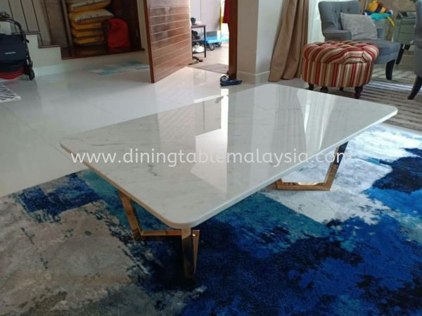 Modern Marble Coffee Table Marble Coffee Table Malaysia, Selangor, Kuala Lumpur (KL), Petaling Jaya (PJ) Supplier, Suppliers, Supply, Supplies | DeCasa Marble Sdn Bhd